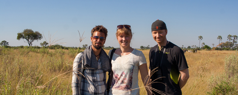 Travelling through Africa